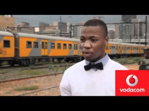Vodacom Color Top SuperPeer Sandile Ntshingila