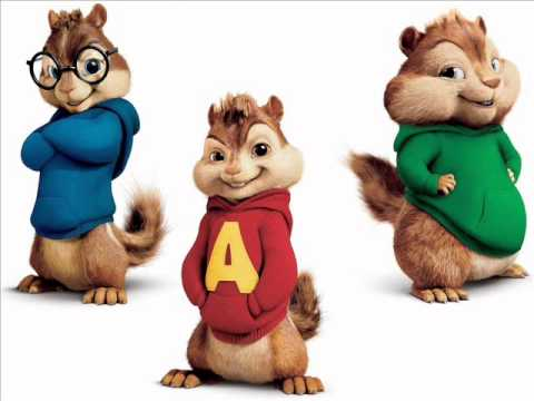 12 stones   We are one CHIPMUNKS