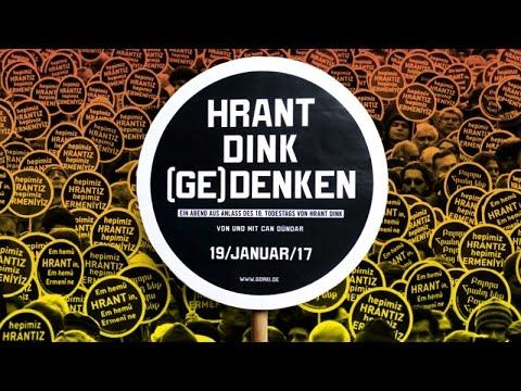 HRANT DINK (GE)DENKEN