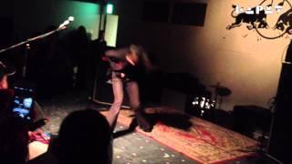 Masonna - performing live in Tokyo 2014 (for Kaput - Magazin für Insolvenz & Pop)