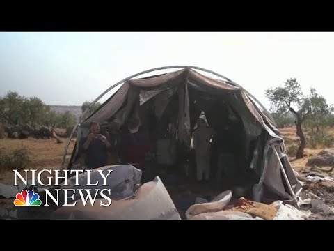 Two Men Captured During Raid That Killed ISIS Leader | NBC Nightly News
