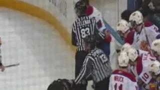 Landon Ferraro vs Michael Burns.wmv
