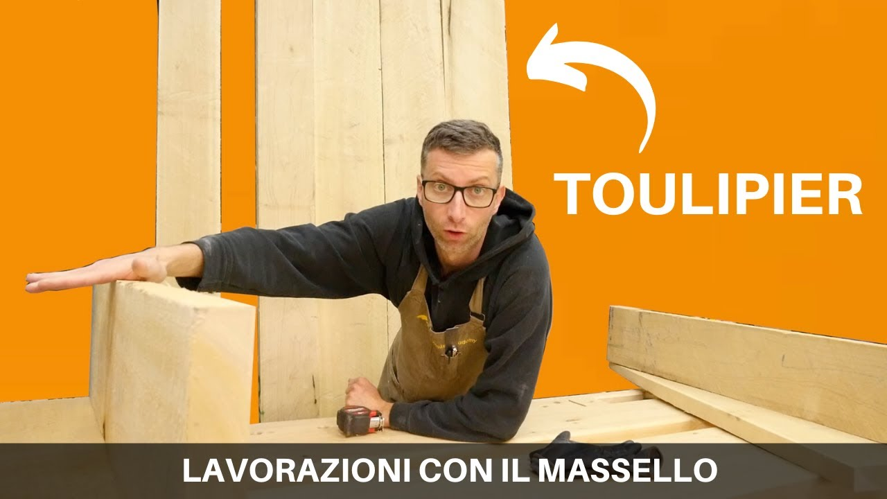 Guarda ASSOLUTAMENTE questo video prima di lavorare il massello - Fai da te, lavorazione del legno