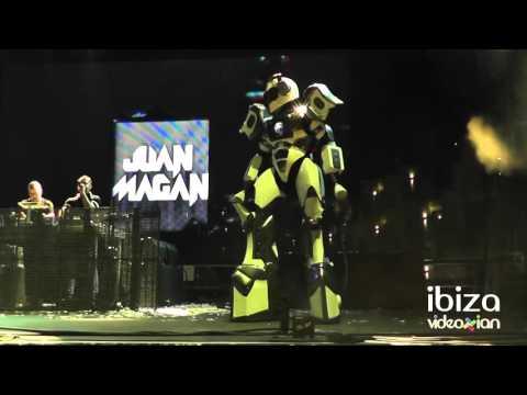 LATINIBIZATE 2015 - Juan Magán - Hard Rock Ibiza - Performances Pablo Méndez.