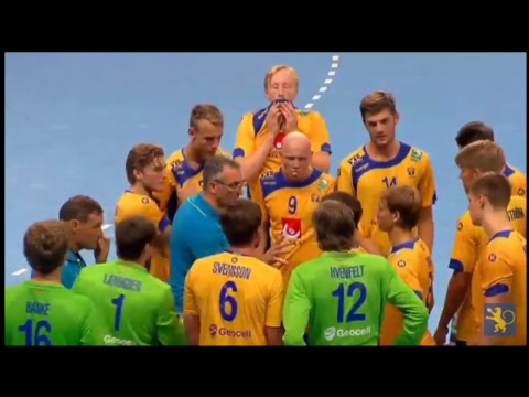 Sweden - Norway (Group A) - IHF Men's Youth World Championship, Georgia 2017