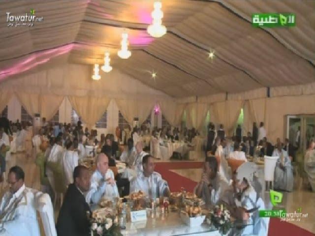 الرياضة تعانق السياسة والفن في حفل عشاء على فشرف رئيس الفيفا - تقرير عبد الله بلال