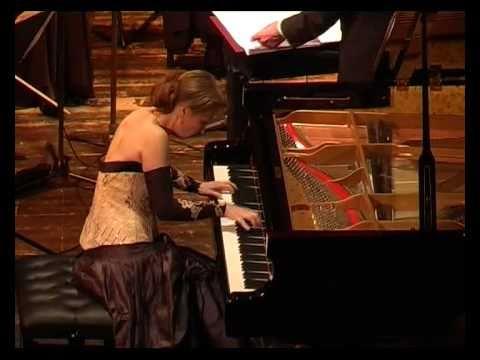 MUZA Rubackyte. Ludwig Van Beethoven's Choral Fantasy.