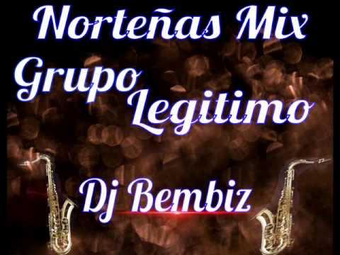 Norteñas Mix - Grupo Legitimo 2015