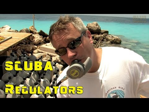 Scuba Regulators | SCUBA 101