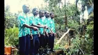 PAPUA NEW GUINEA GOSPEL HIS VOICE ADVENTIST SINGERS  ENGA SPIRITUAL