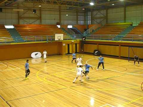Futsal Whites vs. Malwee - Mickey