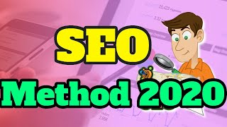 SEO method 2020 - ⚠️Important 2020 SEO Trends You Need to Know⚠️
