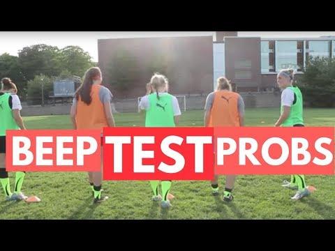Why The Beep Test (Pacer Test) Sucks