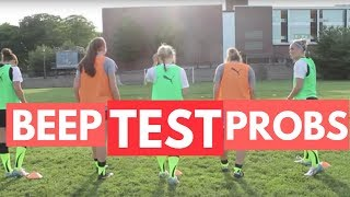 Why The Beep Test (Pacer Test) Sucks