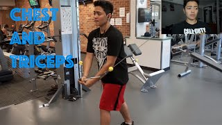 Chest and Triceps | FTM Fitness