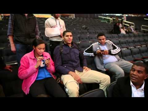 NBA Inside Stuff Promo: Tobias Harris and Channing Frye Magic Family Affair