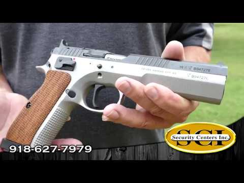 SCI Product Review - CZ 75 Tactical Sport 9mm