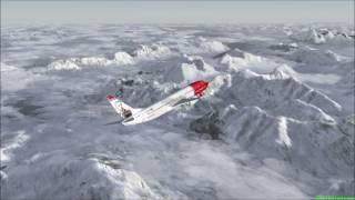 fsx - de Tromso a Longyear