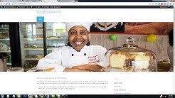 How to Build a Website For Your Bakery in Less Than 10 Minutes
