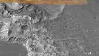 Planeta Mars -  Ko je gradio na Marsu ?  (3.deo)