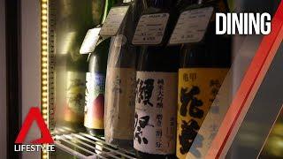 Singaporeans' growing thirst for premium sake   CNA Lifestyle