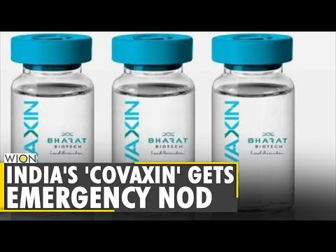 India's first indigenous vaccine 'Covaxin' gets expert panel's nod   Bharat Biotech   World News