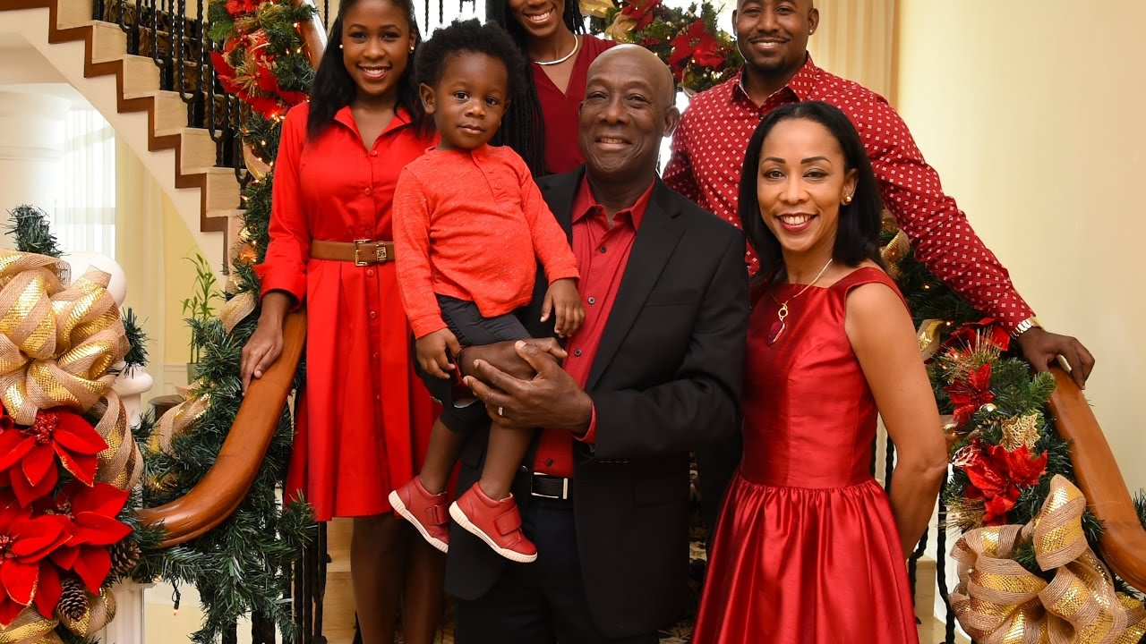 merry christmas from prime minister dr keith rowley youtube. Black Bedroom Furniture Sets. Home Design Ideas