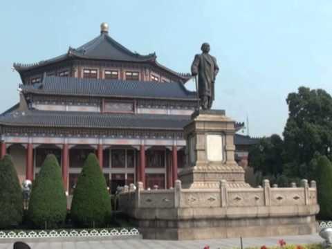 Wisata Guangzhou Republik Rakyat Tiongkok