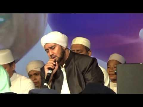 Qad kafani Ilmu Rabbi l Habib Syech Assegaf 2017
