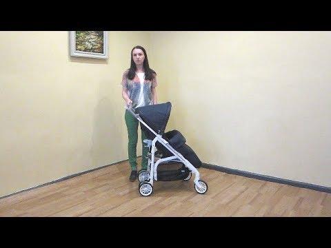 Прогулочная коляска Inglesina Zippy Light (Инглезина Зиппи Лайт) с накидкой на ножки - Видеообзор