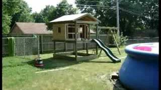 Building A Swing Set