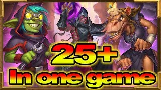 Hearthstone: 25+ Lackeys In One Game! Infinite Lackeys Rogue | Rise Of Shadows New Decks