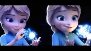 клип про Эльзу !!!!!