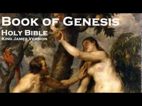 HOLY BIBLE: GENESIS - FULL Audio Book | King James Version KJV | Adam & Eve | Creation