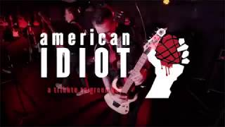American Idiot (Green Day Tribute) BLACK FRIDAY ROCK SHOW promo