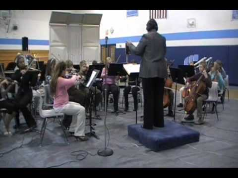 First Christmas March - WACO 5th and 6th Grade Orchestra
