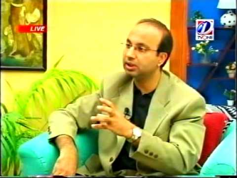 Dr Azim Khan on TV 1 (P3)