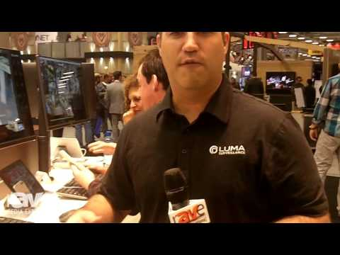 CEDIA 2015: LUMA Surveillance Features Line of Surveillance NVRs and DVRs With New UI
