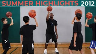 Elite Basketball Camps - Summer 2013 - Video Yearbook