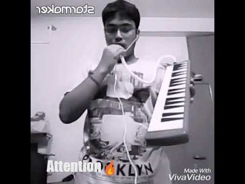 Bollywood in Hollywood:Attention,Kabhi Jo Badal Barse,Galiyan Mash up(Melodica)