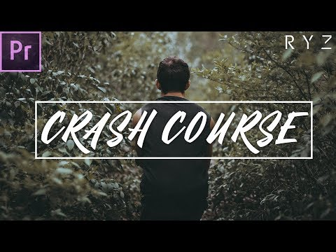 Adobe Premiere Pro CC 2018  | BEGINNER CRASH COURSE