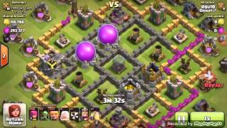 Clash of clans with mark henry song