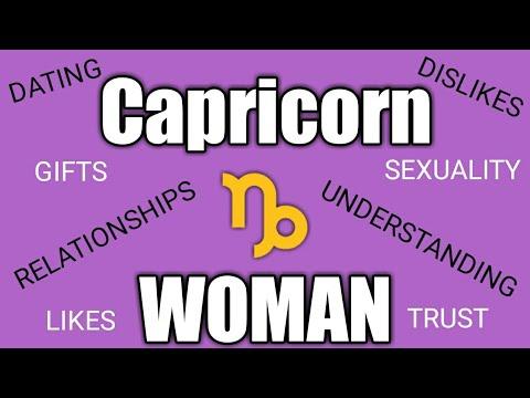 Capricorn Woman♑#love #sexuality