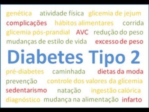 alimentação para diabetico tipo 2