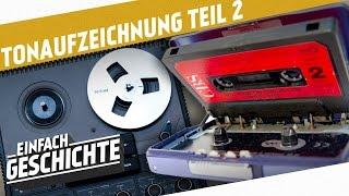 Von der Schallplatte zum Walkman - Tonträger Teil 2 I DIE INDUSTRIELLE REVOLUTION