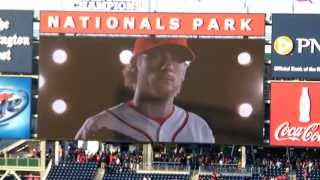Washington Nationals Intro 2013