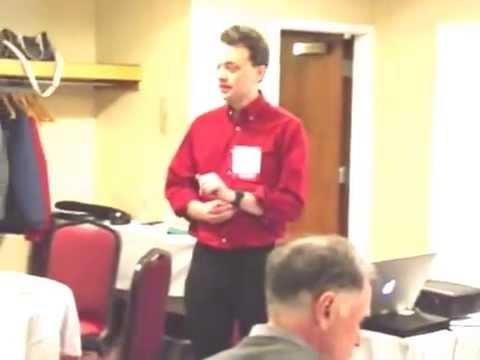 Rob Miller discusses East Campus Life