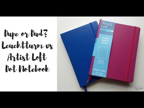 Minimallist Art Journal Review