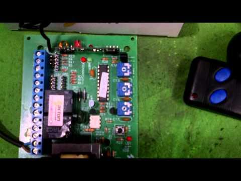 Central Acton SW V1.1 - Gravar Controles e Mais informações
