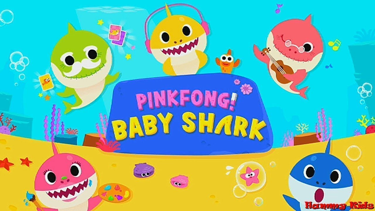 Baby Shark Song 4 - Video Game - YouTube